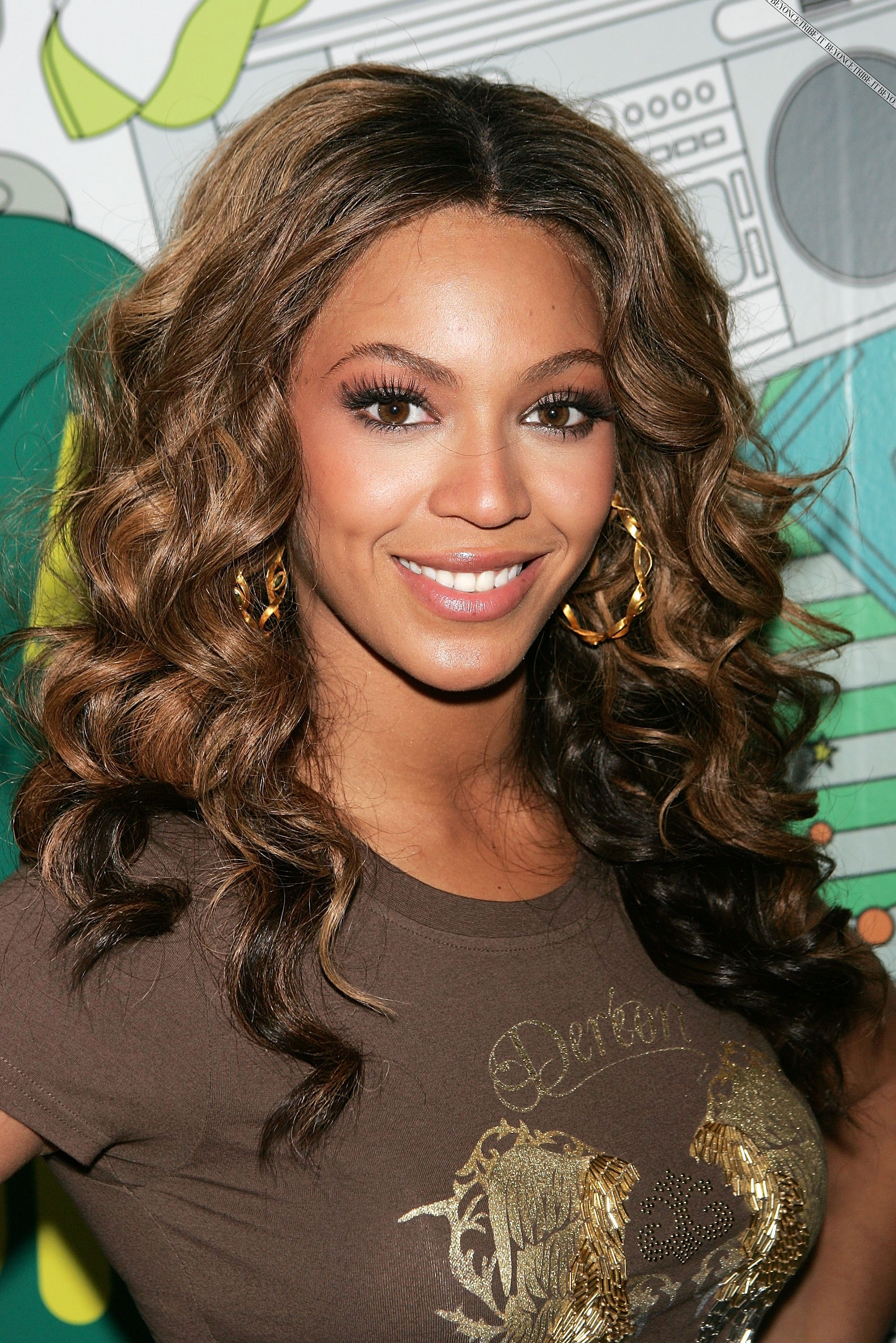 Beyonc on TRL 9 Nov 2006