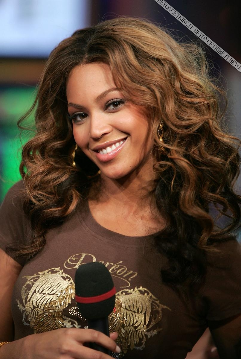 MTV TRL Presents Beyonce