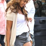 Beyonc out and about in SoHo in New York City, September 11