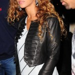 Beyonce Knowles - Outside Kanaloa Nightclub in London 13.11.2009
