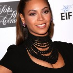 Beyoncé AT 14th Annual Saks Fifth Avenue's Unforgettable Evening