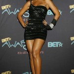 Singer Beyonce at the 2006 BET Awards at the Shrine Auditorium in Los Angeles