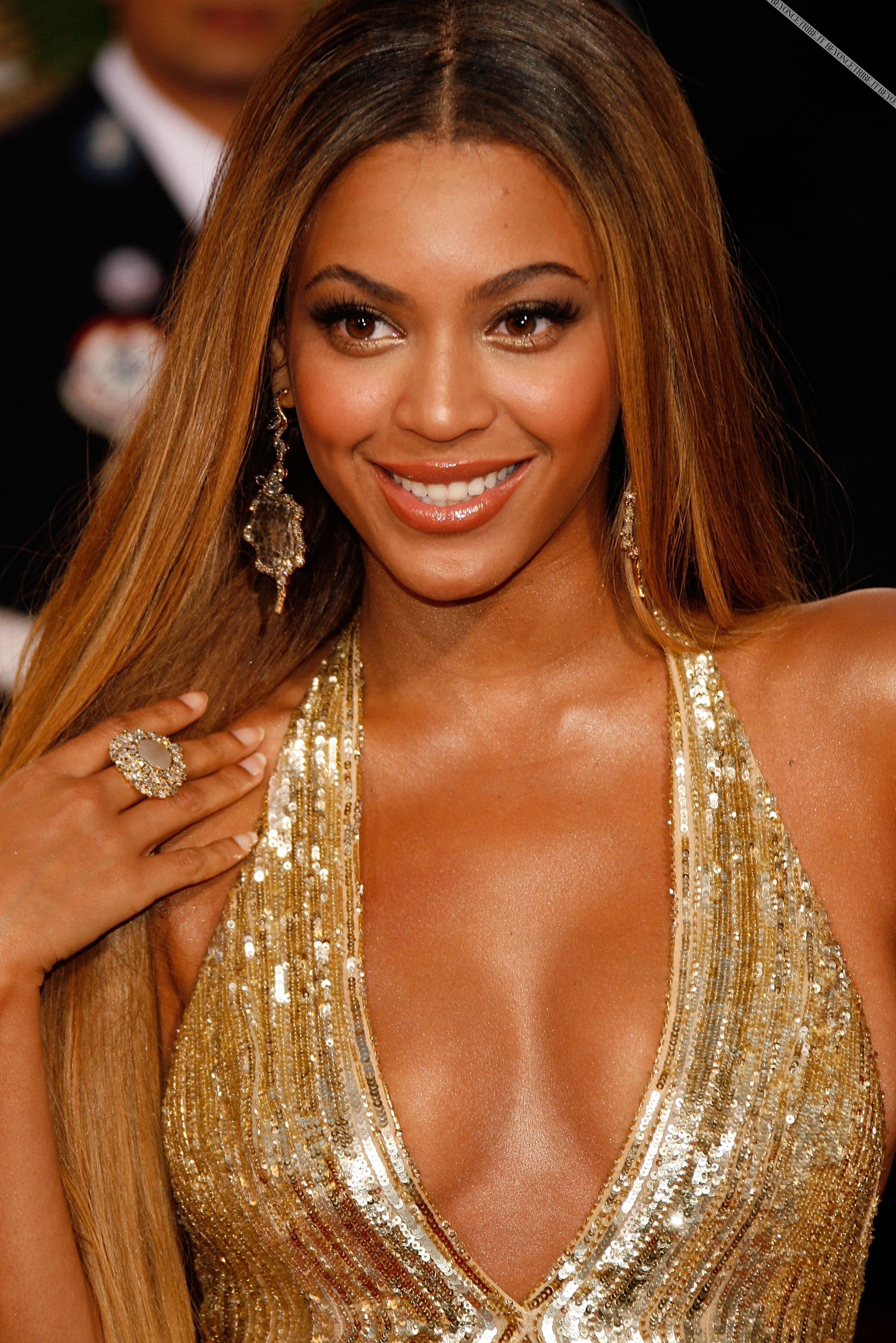 Beyonce Knowles - 64th Annual Golden Globe Awards - Arrivals, Beverly Hills, 01/15/2007