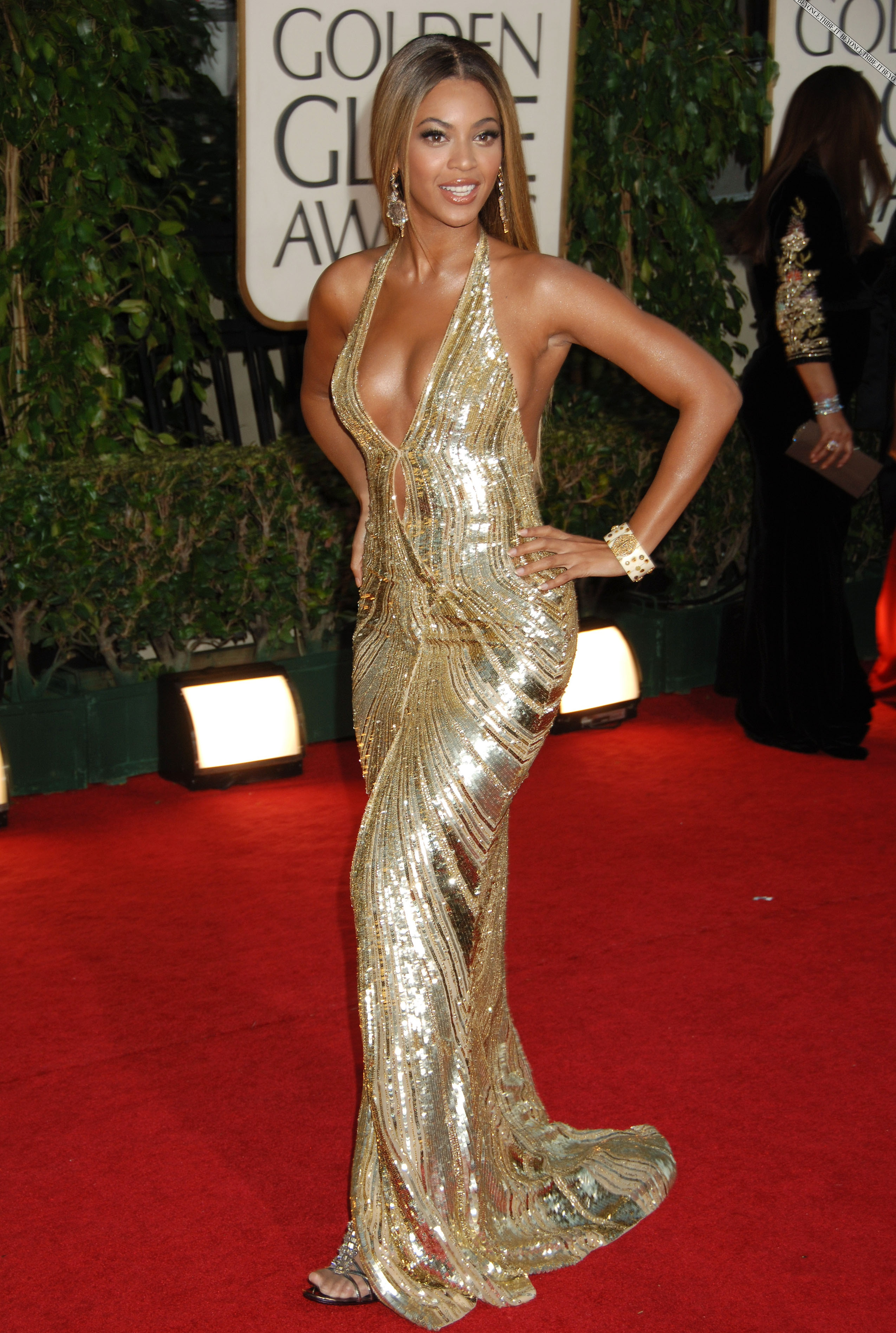 Beyonce at 64th Annual Golden Globes, 15 Gennaio 2007