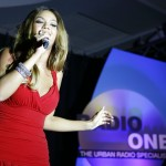 Beyonce performs at 25th Anniversary Gala of Radio One in Washington