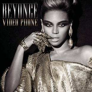 Beyonce Video Phone Album Cover