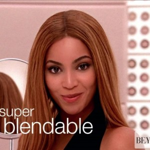 Beyonc all L&#039;oreal ...