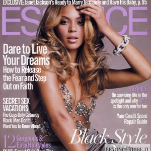 Beyonc cover &amp; article scans of Essence Magazine Sept 2006 issue 1