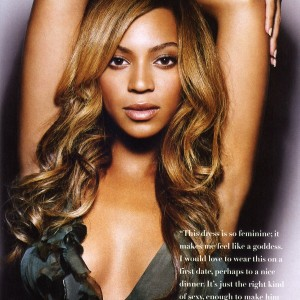 Beyonc cover &amp; article scans of Essence Magazine Sept 2006 issue 6