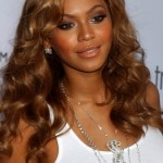 "Beyoncé at the launch of the fragrance ""True Star"" NY 2004"