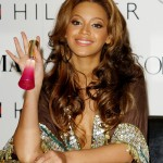 Beyonce Knowles debuts her True Star Gold Fragrance - Lakewood, California