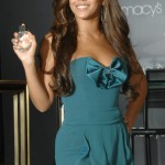 Beyonce launches &#039;Emporio Armani Diamonds&#039; perfume at Macy&#039;s Herald Square, August 16, 2007
