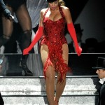 Beyonc on The 81st Annual Academy Awards 22 FEB 2009