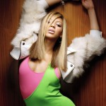Beyoncé photoshoot Q Magazine 2003 HQ