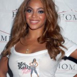 Beyonce@Kelly Rowland's album release party