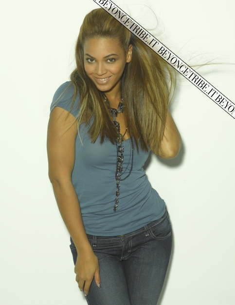 Beyonc outtakes by Kenneth Willardt for Seventeen Magazine 2008