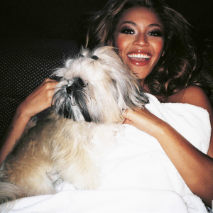"Beyoncé Love Magazine ""Happy People"" by Mario Testino"