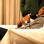 Blue Ivy Carter first pictures - Feb 2012