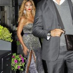 Beyonce Spotted Leaving Hotel To Appear At Pres. Obama&#039;s Second State Dinner