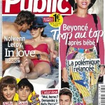 Scans Beyoncé article Public magazine - France 6 apr 2012