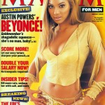 Scans Beyonc Maxim magazine Aug 2002