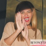 Beyonc at Cartier Juste un Clou After Party NY 12 apr 2012