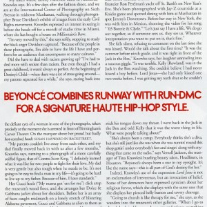 Scans Beyoncé Elle magazine USA apr 2003-10