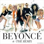 Beyoncé ; 4 The Remix - EP - cover Artwork HQ