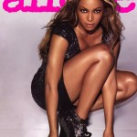 Beyoncé Scans Allure magazine - Feb 2010