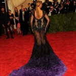 Beyoncé arriving at The Met Ball NY 7 may 2012