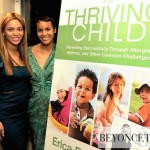 Beyoncé & Jay-Z on Erica Reid's Book Launch Party 8 may 2012