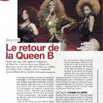 Beyoncé on Be Magazine France may 2012 scans 1