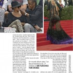 Beyoncé on Be Magazine France may 2012 scans 3