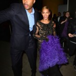 Beyoncé leaves The Met Ball NY 7 may 2012