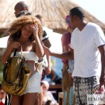 5Beyonc &amp; Jay-Z arrived to Hvar island - Croatia 6 sept 2011