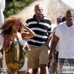 6Beyonc &amp; Jay-Z arrived to Hvar island - Croatia 6 sept 2011