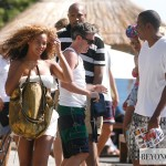 7Beyonc &amp; Jay-Z arrived to Hvar island - Croatia 6 sept 2011