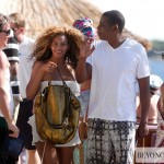 8Beyonc &amp; Jay-Z arrived to Hvar island - Croatia 6 sept 2011