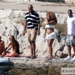 9Beyonc &amp; Jay-Z arrived to Hvar island - Croatia 6 sept 2011