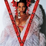Beyonc  Mario Testino for V Magazine, September 2003