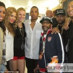 Beyoncé on Watch The Throne Tour - Paris  1 jun 2012