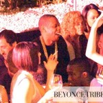 Beyonc &amp; Jay-Z at L&#039;Arc Nightclub - Paris June 2012