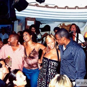 Beyoncé & Jay-Z at Anema E Core- 30 Aug 2004 Capri - Italy -2