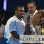 2012 BET Awards West, Jay-Z, Beyonce