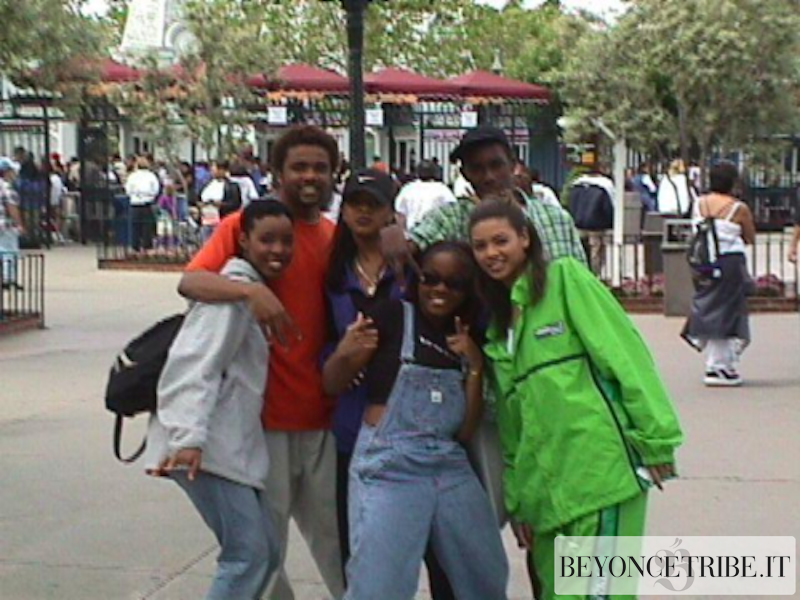 Beyoncé rare old pictures
