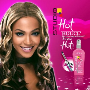 L'Oréal AD Hot Straight, Hot Curl - 2004 HQ