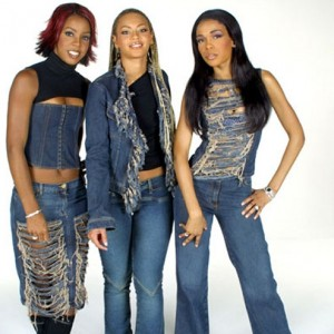Destiny's Child photoshoots Total Video Studios 2001
