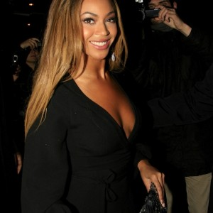 Beyonce Knowles - Dreamgirls Paris Premiere 18 JAN 2007 -1