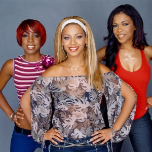 Destiny's Child - Mary Ellen Matthews Photoshoot 2001-3
