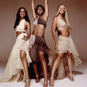 Destiny&#039;s Child Vogue Photoshoots - 2000